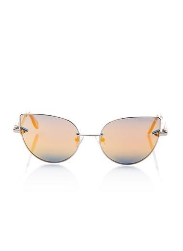 Lady Victoria Güneş Gözlüğü Sarı